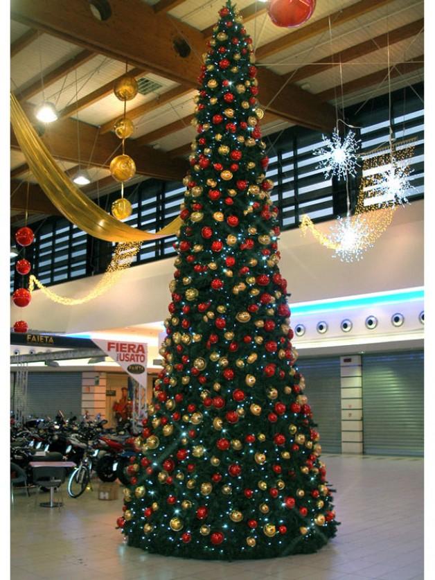 Alberi di Natale per Centri Commerciali 04