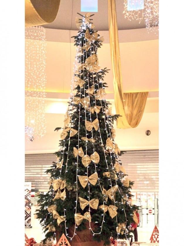 Alberi di Natale per Centri Commerciali 06
