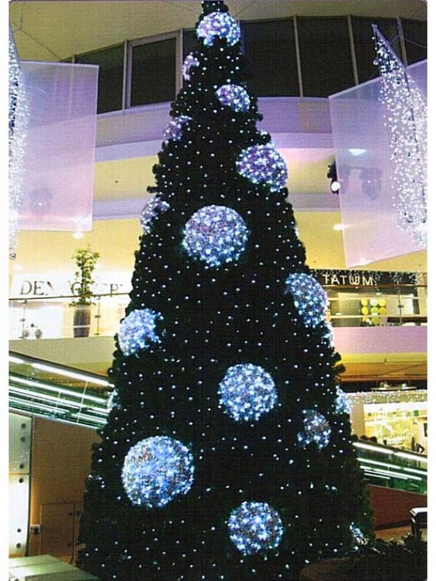 Alberi di Natale per Centri Commerciali 07