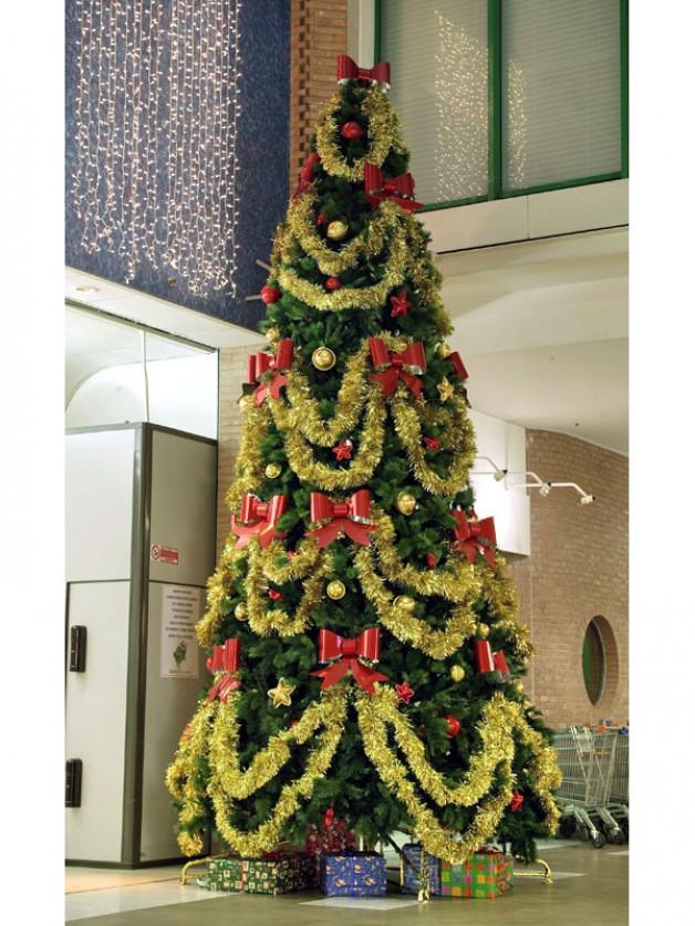 Alberi di Natale per Centri Commerciali 09