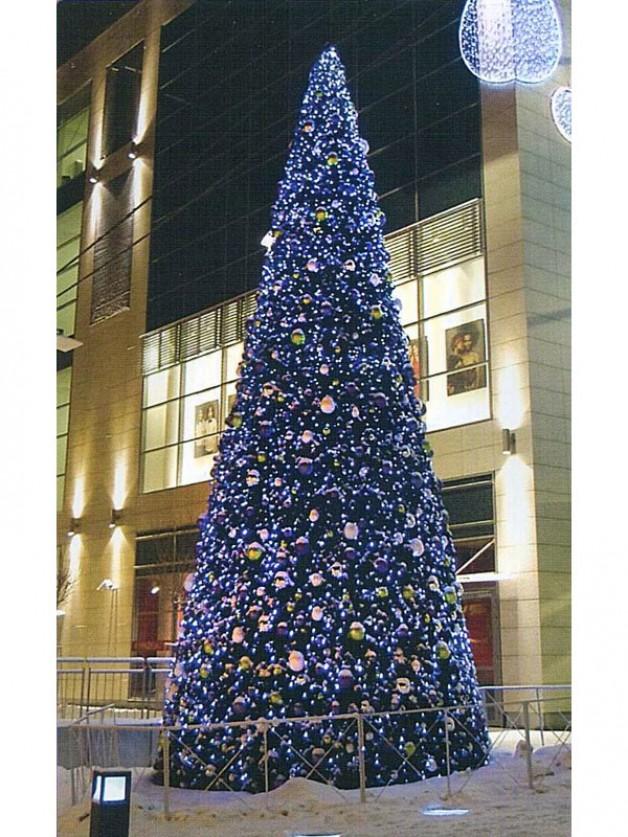 Alberi di Natale per Centri Commerciali 10