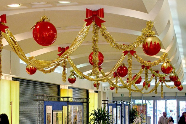 Indoor Decorations for Shopping Centers 18