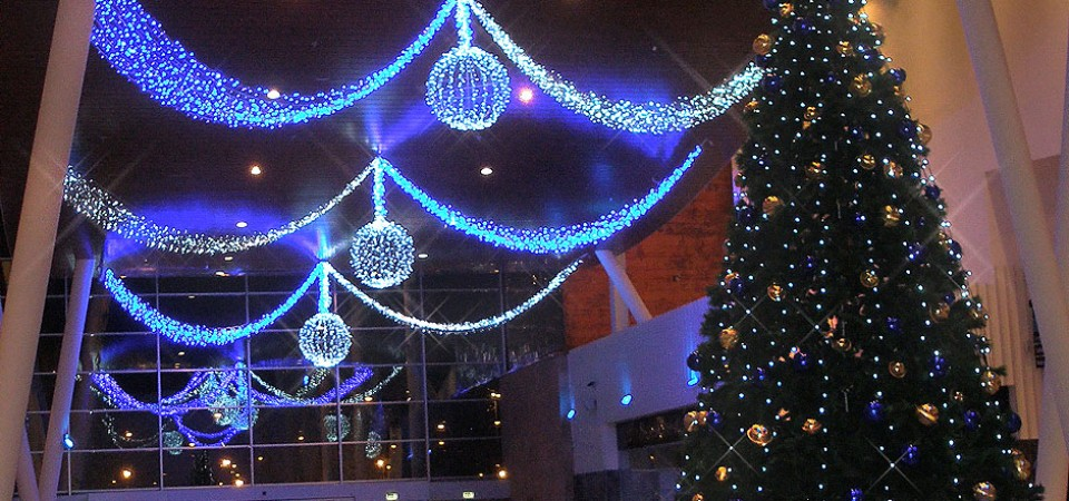 Christmas Decorations for Shopping Centers