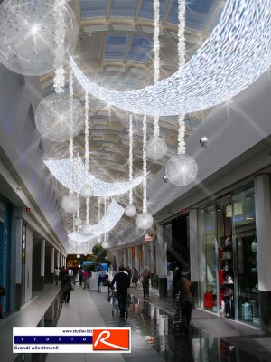 Progetto decorazioni interni Eurosia